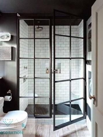 Lovely Modern Farmhouse Design For Bathroom Remodel Ideas 37