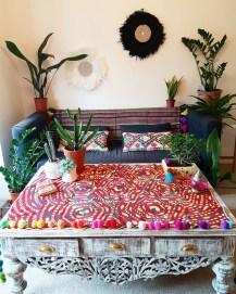 Marvelous Master Bedroom Bohemian Hippie To Inspire Ideas 02