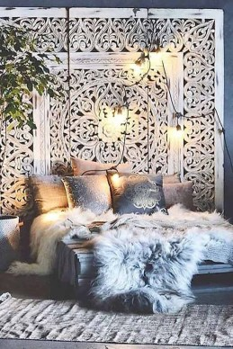 Marvelous Master Bedroom Bohemian Hippie To Inspire Ideas 06