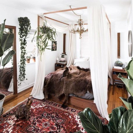 Marvelous Master Bedroom Bohemian Hippie To Inspire Ideas 16