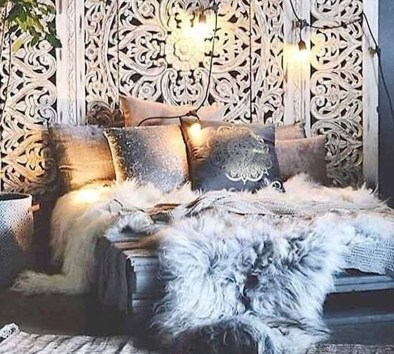 Marvelous Master Bedroom Bohemian Hippie To Inspire Ideas 33