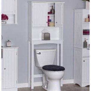 Minimalist Small Bathroom Storage Ideas To Save Space 11