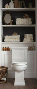 Minimalist Small Bathroom Storage Ideas To Save Space 14