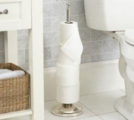 Minimalist Small Bathroom Storage Ideas To Save Space 28