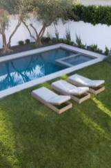 Modern Small Backyard Ideas With Swimming Pool Design 19