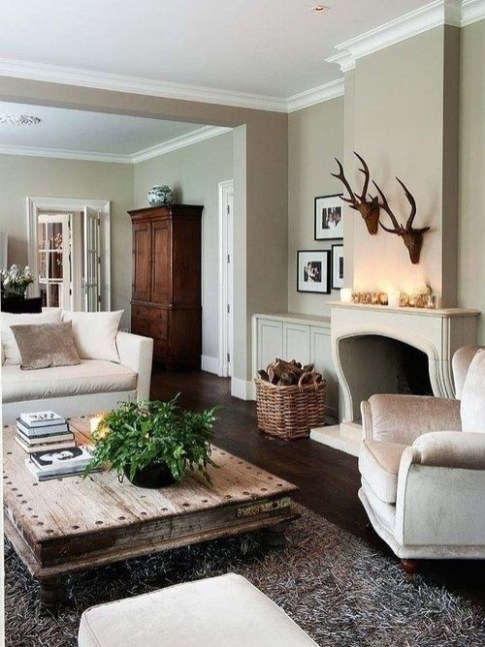 Popular Coffee Table Styling To Living Room Ideas 10