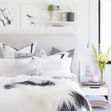 Popular Scandinavian Bedroom Design For Simple Bedroom Ideas 01