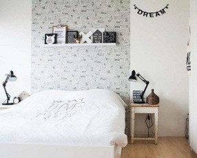 Popular Scandinavian Bedroom Design For Simple Bedroom Ideas 03