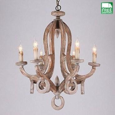 Romanic Rustic Style Decor Ideas 07