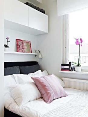 Simple Tiny Bedrooms Design With Huge Style Ideas 26