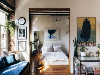 Simple Tiny Bedrooms Design With Huge Style Ideas 30