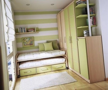 Simple Tiny Bedrooms Design With Huge Style Ideas 40