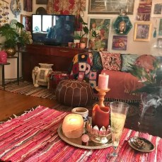 Stunning Bohemian Style Home Decor Ideas 22