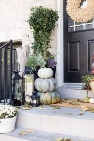 Stylish Fall Home Decor Ideas With Farmhouse Style 30