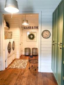 Stylish Fall Home Decor Ideas With Farmhouse Style 32