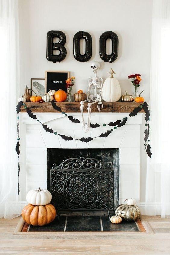 Unique Halloween Home Décor Ideas 42