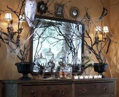 Unique Halloween Home Décor Ideas 44