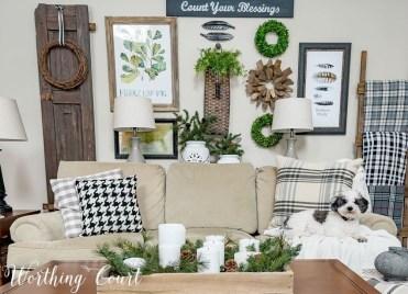 Unique Winter Decoration Ideas Home 03