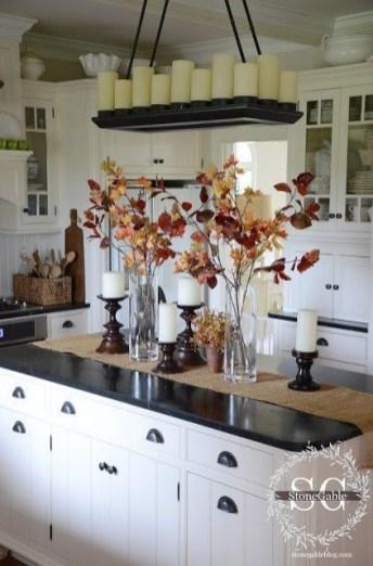 Wonderful Fall Kitchen Design For Home Decor Ideas 22