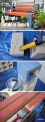 Astonishing Diy Cinder Block Furniture Decor Ideas 08