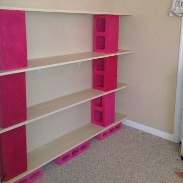 Astonishing Diy Cinder Block Furniture Decor Ideas 10