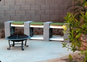 Astonishing Diy Cinder Block Furniture Decor Ideas 29