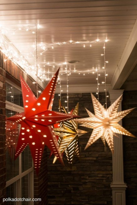 Awesome Christmas Decor For Outdoor Ideas 08