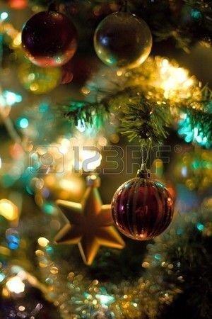 Easy Christmas Tree Decor With Lighting Ideas 43