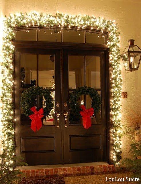 Extraordinary Outdoor Light Christmas Ideas 45