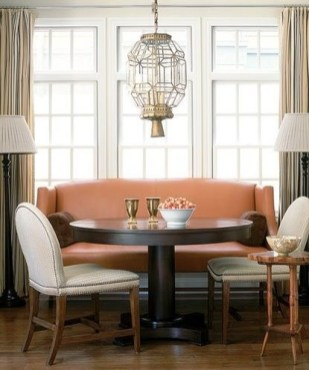 Luxurious Small Dining Room Decorating Ideas 09