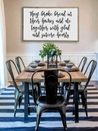 Luxurious Small Dining Room Decorating Ideas 14