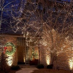 Marvelous Outdoor Lights Ideas For Christmas Decorations 10