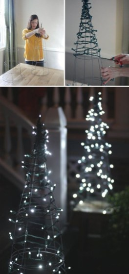 Marvelous Outdoor Lights Ideas For Christmas Decorations 24