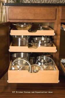 Marvelous Sensible Diy Kitchen Storage Ideas 09