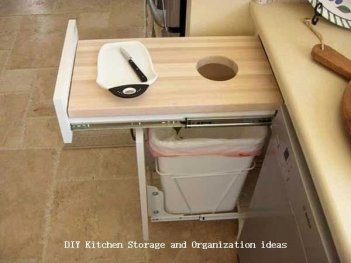 Marvelous Sensible Diy Kitchen Storage Ideas 38
