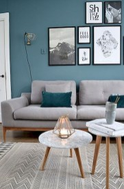 Minimalist Christmas Tree Ideas For Living Room Décor 23