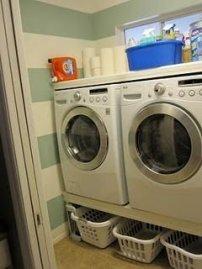 Minimalist Kitchen Area Firm And Diy Storage Ideas 17