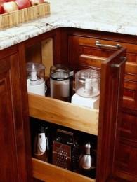 Minimalist Kitchen Area Firm And Diy Storage Ideas 25