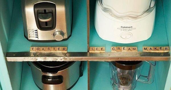 Minimalist Kitchen Area Firm And Diy Storage Ideas 41