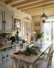 Newest French Country Kitchen Decoration Ideas 10