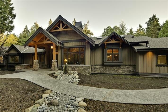 Outstanding Lake House Exterior Designs Ideas Will Totally Love 01