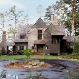 Outstanding Lake House Exterior Designs Ideas Will Totally Love 12