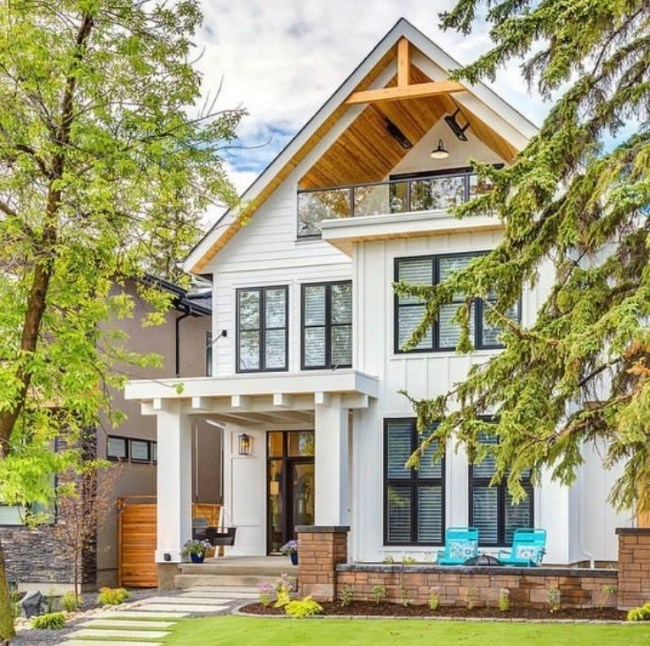 Outstanding Lake House Exterior Designs Ideas Will Totally Love 28