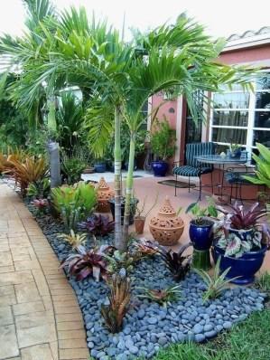 Pretty Colorful Winter Plants And Christmas For Frontyard Decoration Ideas 32