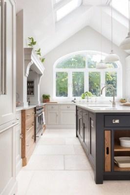 Pretty Farmhouse Kitchen Makeover Ideas On A Budget 35