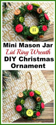 Simple Crafty Diy Christmas Crafts Ideas On A Budget 08