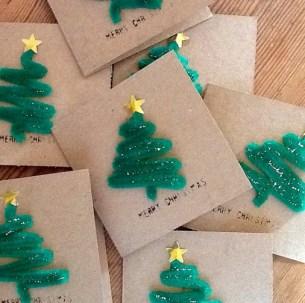 Simple Crafty Diy Christmas Crafts Ideas On A Budget 28