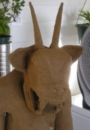 Stunning Paper Mache Ideas For Christmas 09