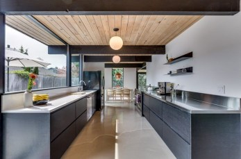 Attractive Mid Century Kitchen Designs Ideas21
