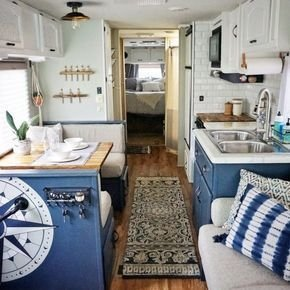 Attractive Rv Hacks Remodel Ideas For Your Inspirations42